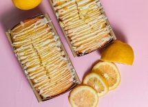 torta soffice yogurt limone