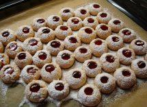 biscotti thumbprint ricetta