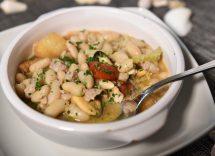 cavatelli zuppa di fagioli