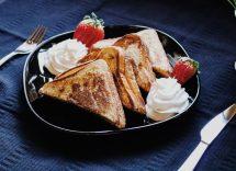 french toast crema nocciole