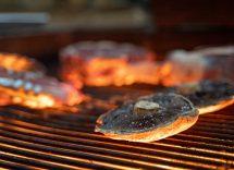 funghi alla griglia ricetta