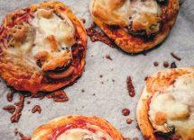 pizzetta di zucca ricetta