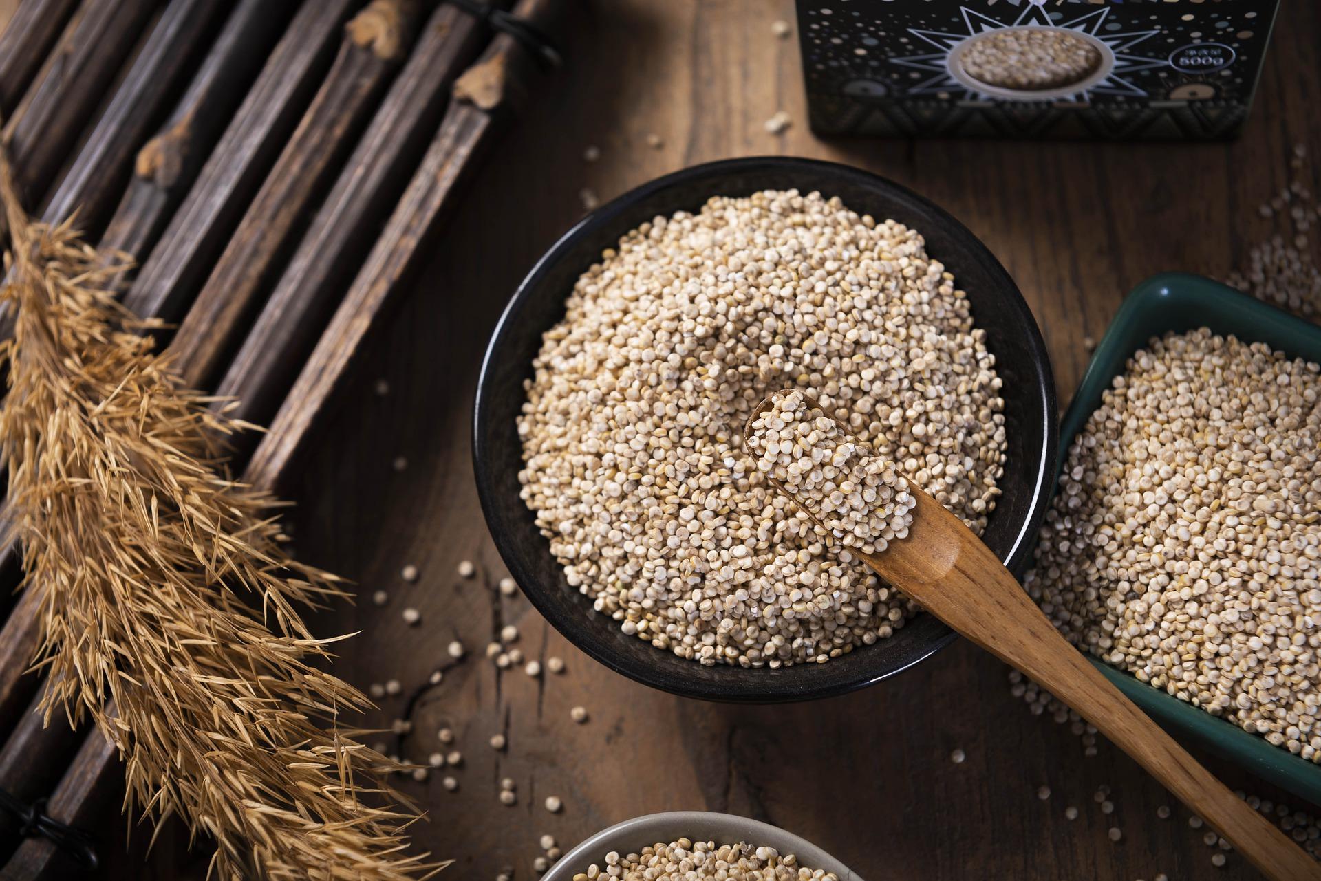 quinoa noci marco bianchi