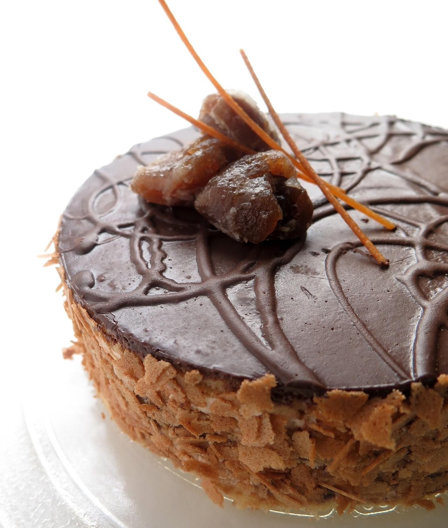 torta castagne