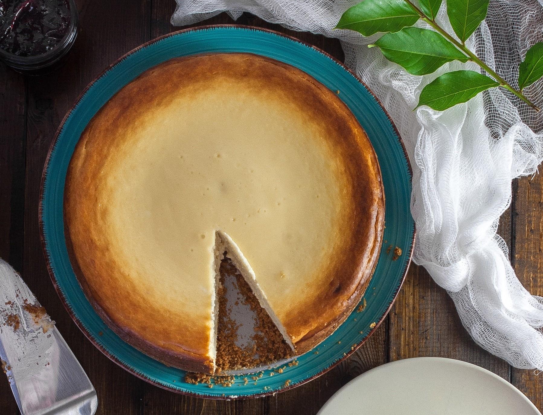 torta magica alla ricotta